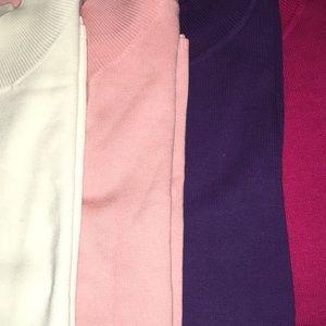 Jessica London Sleeveless Sweater Tops